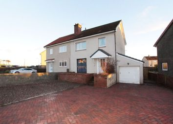 Thumbnail 3 bed semi-detached house for sale in Myreside Avenue, Kennoway, Leven