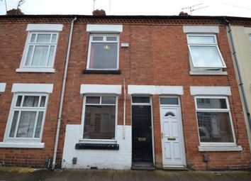 Thumbnail 2 bed terraced house to rent in Montague Road, Clarendon Park, Leicester