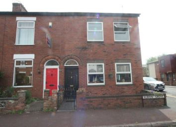 Thumbnail 3 bed end terrace house for sale in Albion Grove, Sale