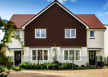 Thumbnail 3 bed semi-detached house for sale in Sales & Marketing Suite, Homeleigh Street, Cheshunt, Hertfordshire