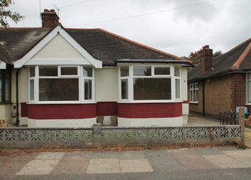 Thumbnail 3 bed bungalow for sale in Greenleafe Drive, Barkingside, Ilford