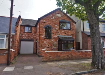 4 bed link-detached house for sale in Naseby Road, Leicester LE4