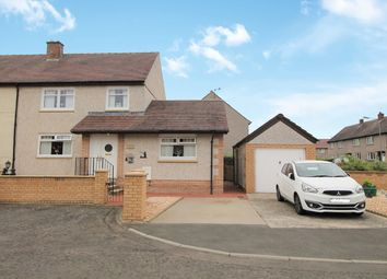 Thumbnail 4 bedroom semi-detached house for sale in Polmaise Crescent, Fallin, Stirling