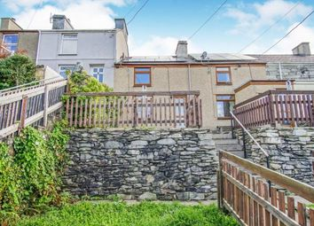 Thumbnail 3 bed terraced house for sale in Eifion Terrace, Talysarn, Caernarfon, Gwynedd