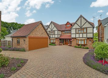 Thumbnail 5 bed detached house for sale in Hillside Road, Eastwood, Leigh-On-Sea