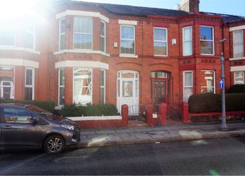 Thumbnail 3 bed terraced house for sale in Centreville Road, Liverpool