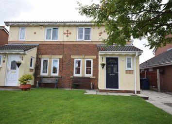 Thumbnail 3 bedroom semi-detached house for sale in Crowell Way, Walton Le Dale, Preston, Lancashire