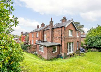 Thumbnail 7 bed detached house for sale in Chapel Street, Congleton