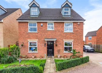Thumbnail 5 bed detached house for sale in Anzio Road, Devizes