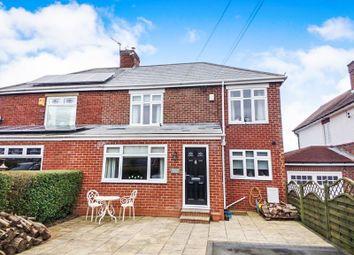 Thumbnail 3 bedroom semi-detached house for sale in Nedderton Village, Bedlington