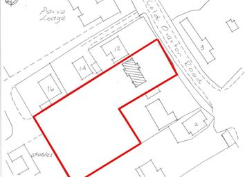 Thumbnail Land for sale in Cold Overton Road, Langham, Oakham