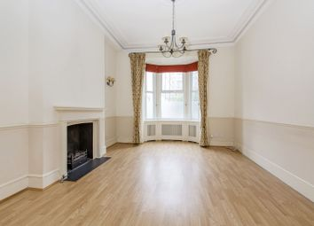 Thumbnail 3 bed maisonette to rent in Redcliffe Gardens, London