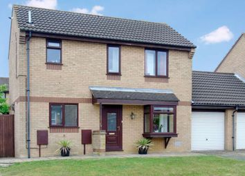 3 bed link-detached house for sale in Brearley Avenue, Oldbrook, Milton Keynes MK6