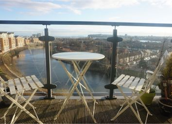Thumbnail 1 bed flat for sale in Overstone Court, Cardiff