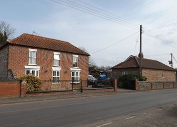 Thumbnail 5 bed property for sale in The Street, Bridgham