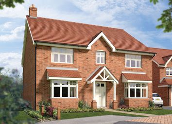 "Thumbnail 5 bed detached house for sale in ""The Winchester"" at Lynchet Road, Malpas"