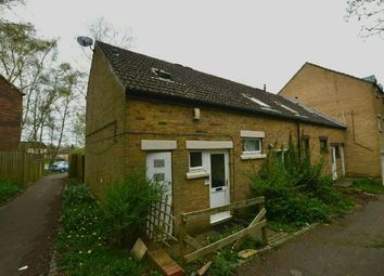 Thumbnail 3 bedroom end terrace house for sale in Pitstone Road, Briar Hill, Northampton