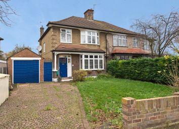 Thumbnail 3 bed semi-detached house to rent in Erridge Road, London