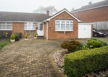 Thumbnail 3 bed semi-detached bungalow for sale in Langdale Road, Dunstable, Bedfordshire