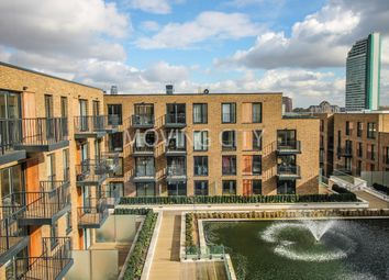 Thumbnail 1 bed flat for sale in Mariners Place, Marine Wharf, Surrey Quays