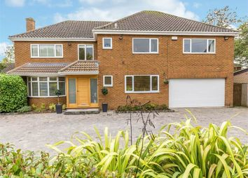 Thumbnail 5 bed detached house for sale in Augusta Close, Grimsby, Lincolnshire