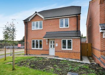 Thumbnail 4 bedroom detached house for sale in Priory Way, Butterley, Ripley