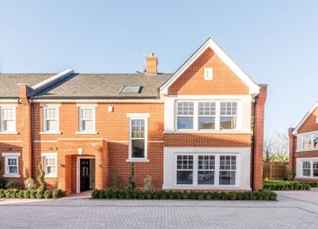 Thumbnail 4 bedroom property for sale in Hideaway Mews, Chiswick