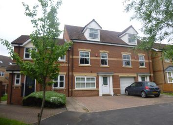 Thumbnail 4 bed town house to rent in Ling Drive, Gainsborough
