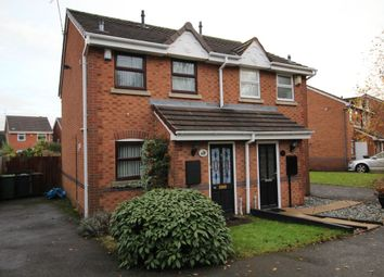 Thumbnail 2 bedroom semi-detached house to rent in Heather Close, Wednesfield, Wolverhampton