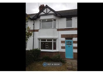 Thumbnail 3 bedroom terraced house to rent in Lytton Road, Oxford