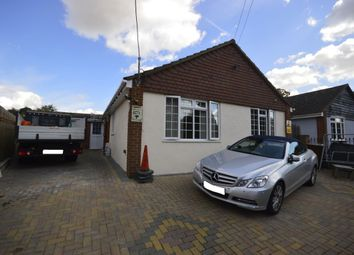 Thumbnail 4 bed bungalow for sale in Cuckolds Green Road, Lower Stoke, Rochester