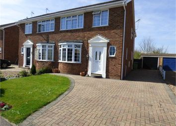 Thumbnail 4 bedroom semi-detached house for sale in Auckland Drive, Sittingbourne, Kent