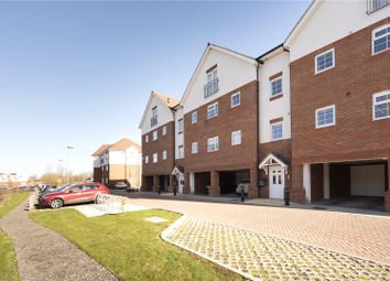 Thumbnail 2 bed flat for sale in Millstone Way, Harpenden, Hertfordshire