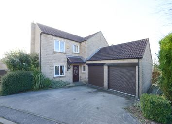Thumbnail 4 bed detached house for sale in Rock House Close, Tibshelf, Alfreton