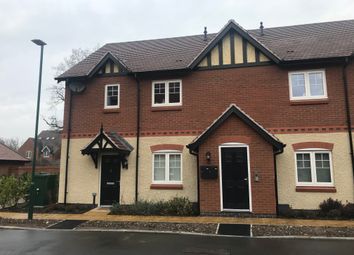 Thumbnail 1 bed flat to rent in Drovers Close, Balsall Common