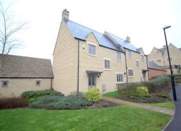 Thumbnail 3 bed semi-detached house to rent in Legg Walk, Cirencester, Gloucestershire