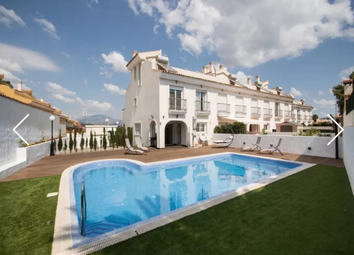 Thumbnail 3 bed end terrace house for sale in Albir, Alicante, Valencia, Spain