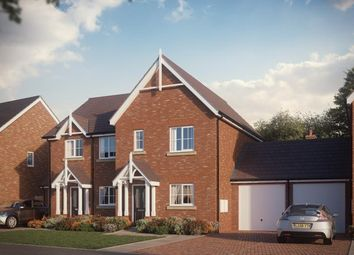 Thumbnail 3 bed semi-detached house for sale in Off Shrewsbury Road, Hadnall, Shrewsbury