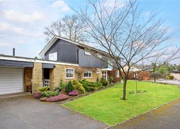 Thumbnail 4 bed detached house for sale in Greenways, Walton On The Hill, Tadworth, Surrey