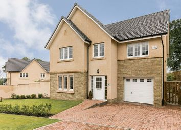 Thumbnail 5 bed detached house for sale in 2 Quarrypark Drive, Ratho, Edinburgh