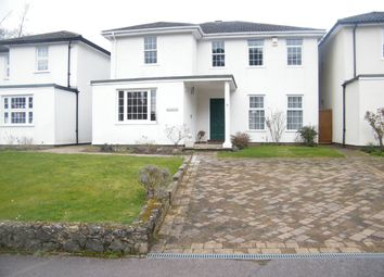 Thumbnail 4 bed detached house to rent in Monks Walk, Reigate, Surrey