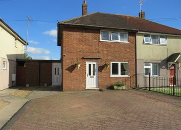 Thumbnail 2 bedroom semi-detached house for sale in Back Lane, Long Sutton, Spalding