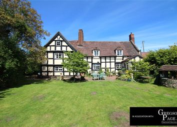 Thumbnail 4 bed detached house for sale in Boreley Lane, Ombersley, Droitwich, Worcestershire
