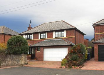 Thumbnail 4 bed property for sale in Mitford Road, Morpeth