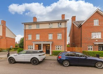 Thumbnail 4 bed semi-detached house for sale in Gabriels Square, Lower Earley, Reading