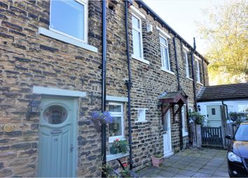 Thumbnail 1 bed terraced house to rent in Moorside Terrace, Bradford