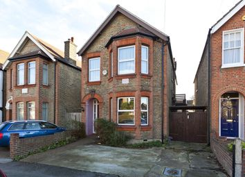 Thumbnail 4 bed detached house to rent in Broomfield Road, Surbiton