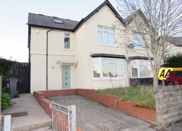 Thumbnail 4 bedroom property to rent in Archer Road, Cardiff
