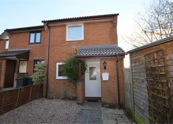 Thumbnail 2 bedroom end terrace house for sale in Prince Rupert Way, Heathfield, Newton Abbot, Devon.