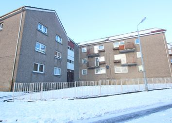 Thumbnail 3 bedroom flat for sale in Hunter Street, Airdrie, Lanarkshire
